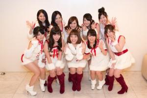Marshmallow girls