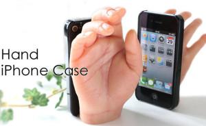 hand iphone 4